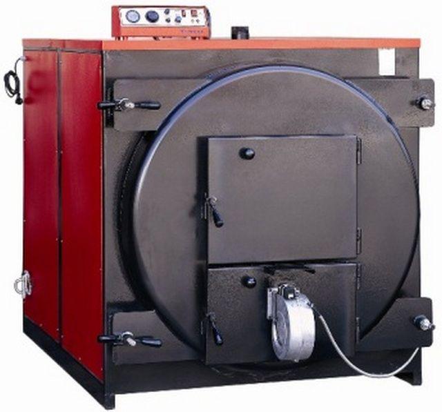 Пиролизная печь вполне может быть приспособлена для работы на отработанном масле