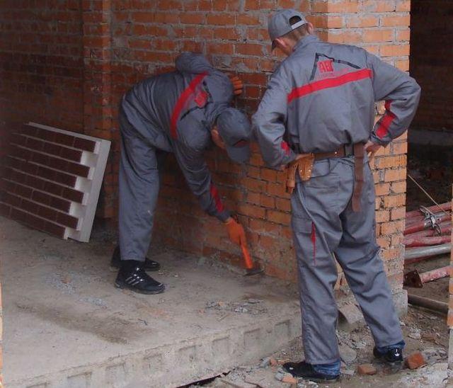 Ревизия стен перед монтажом термопанелей