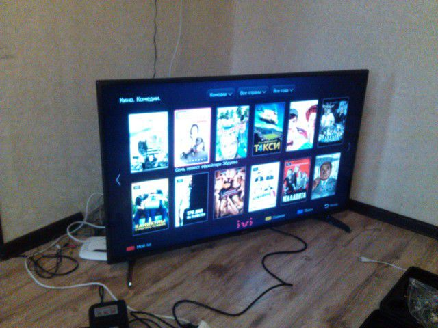 Телевизор - фото