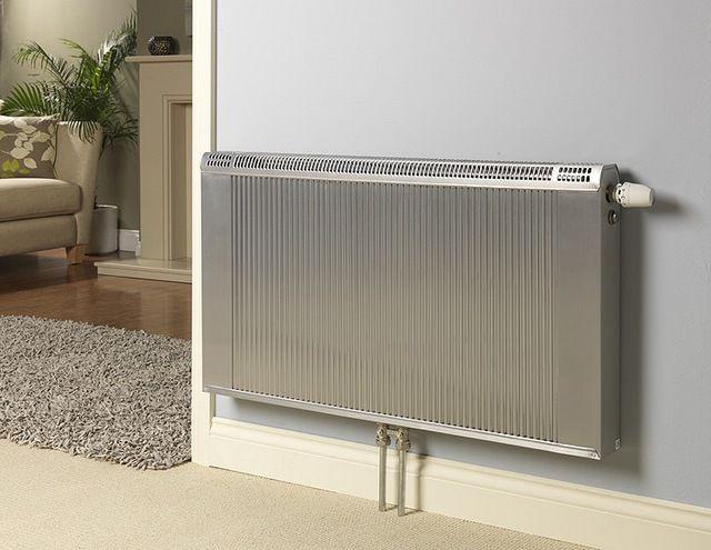 Радиаторы могут устанавливаться в любом удобном месте для равномерного распределения тепла