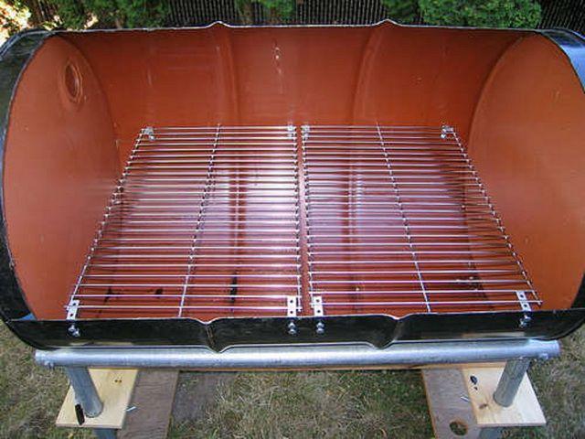 Съемные решетки для приготовления барбекю