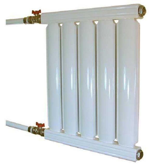 Алюминиевые радиаторы не рекомендуются к установке в центральных системах отопления