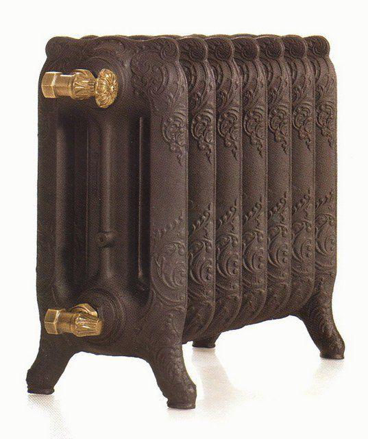 Современный чугунный радиатор, стилизованный под {amp}quot;ретро{amp}quot;