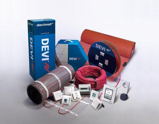 Разнообразие материалов для обустройства электрических теплых полов