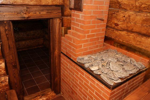 Собираем печь для бани своими руками из металла » Сделай камин