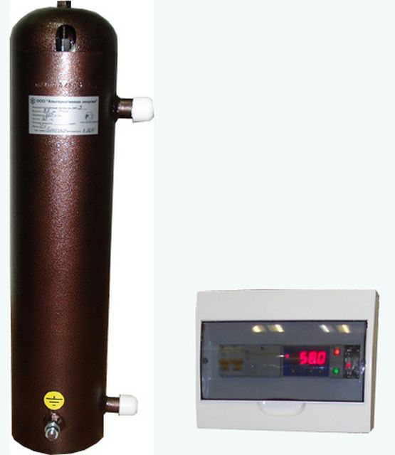 Вихревой индукционный нагреватель (ВИН)