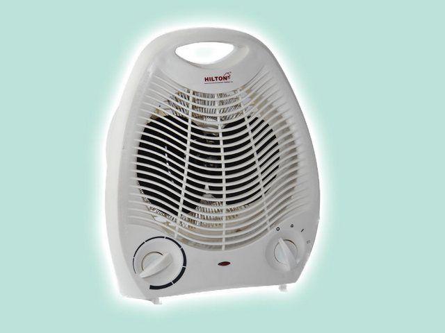 Тепловентилятор  - в качестве отопления даже не рассматривается