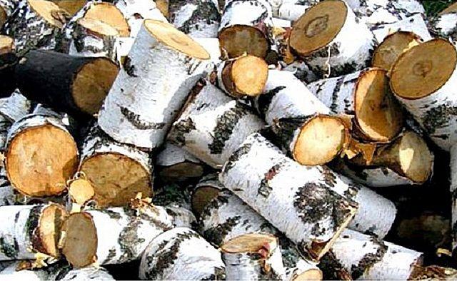 Традиционной популярностью всегда пользуются березовые дрова