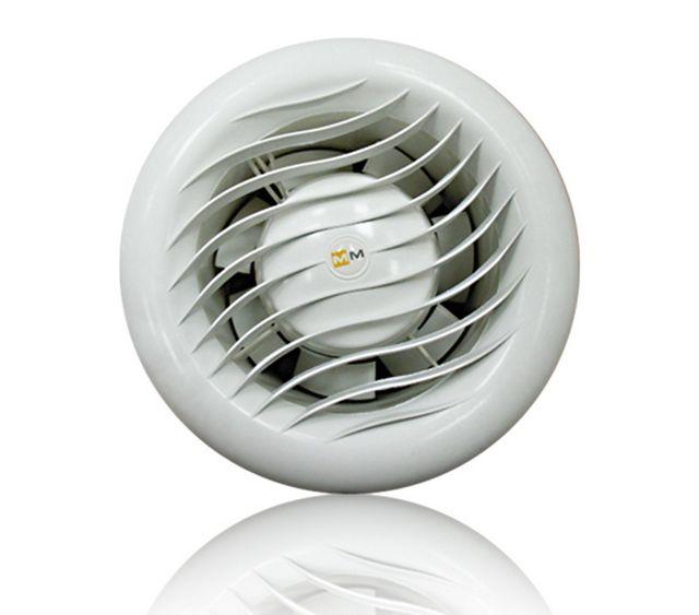 Канальный вытяжной вентилятор должен соответствовать особым условиям {amp}quot;банной{amp}quot; эксплуатации