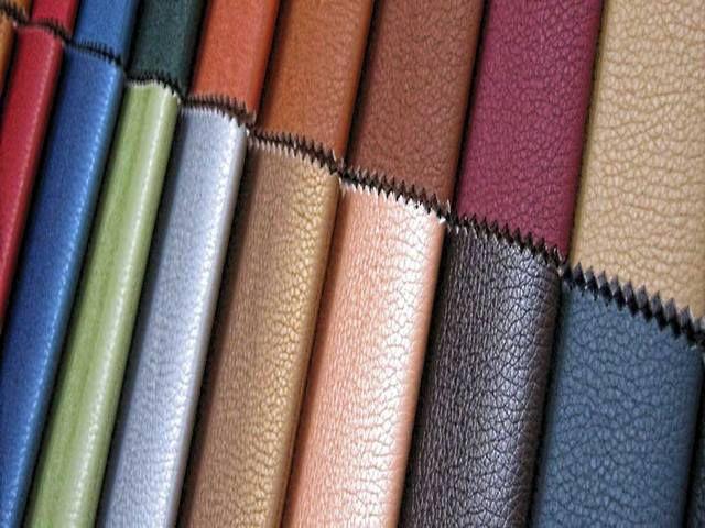 Дерматин или искусственная кожа представлен в продаже в большом ассортименте