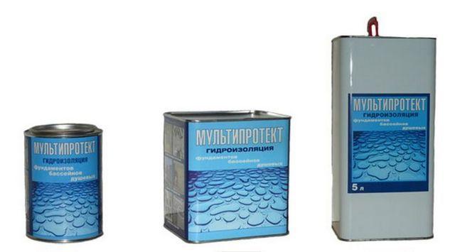 Гидроизолирующие пропитки помогут справиться с проникновение влаги от грунта