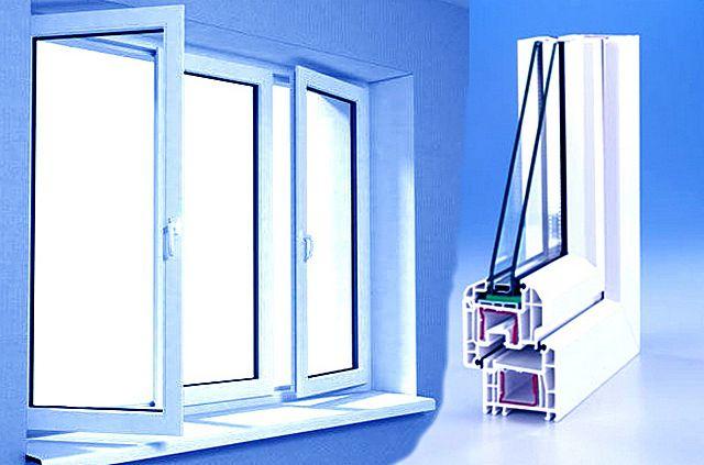 Окна ПВХ и их главные преимущества