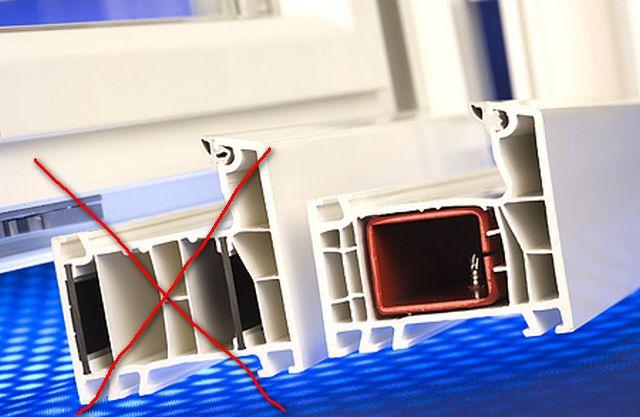 А вот такое псевдо-армирование (слева) жесткость конструкции вряд ли повысит