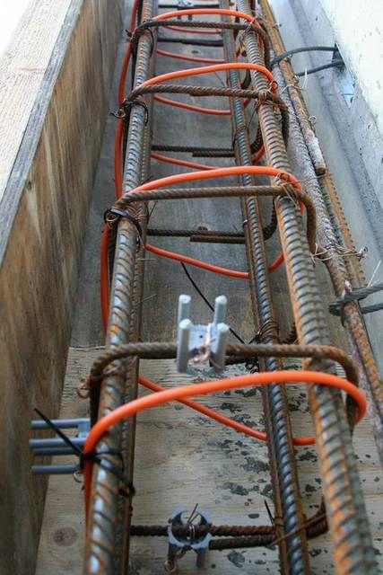 Технология электрического подогрева созревающего бетона достаточно сложна, дорога, требует обязательного участия специалистов