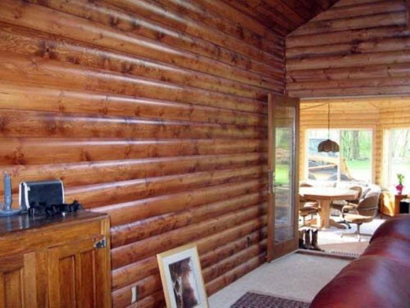 Блок-хаус для обшивки стен
