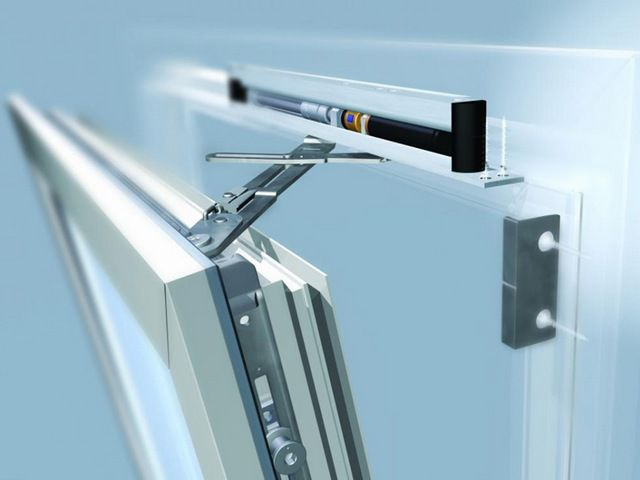 Вентиляционный клапан намного упрощает процедуры проветривания