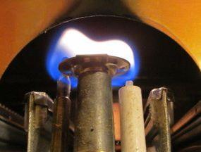 Газовая колонка тухнет