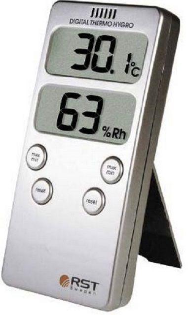 Комнатный гигрометр - прибор для определения относительной влажности и температуры в помещении