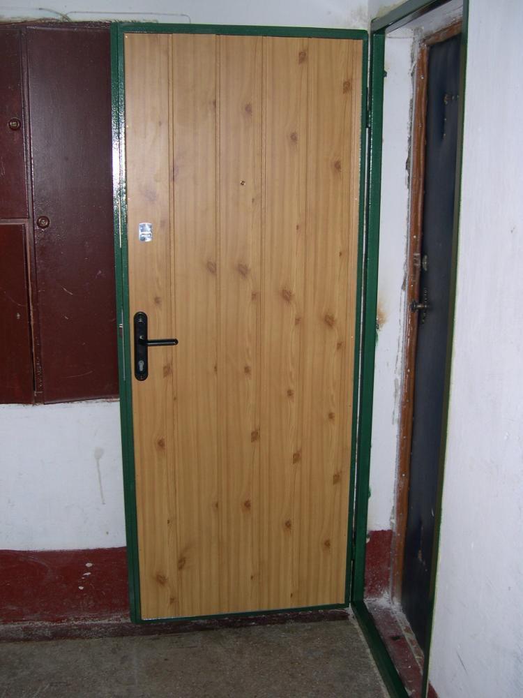 Готовая дверь