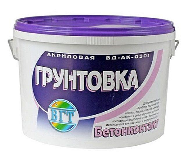 Качественное шпатлевание и покраска невозможны без тщательного грунтования поверхности