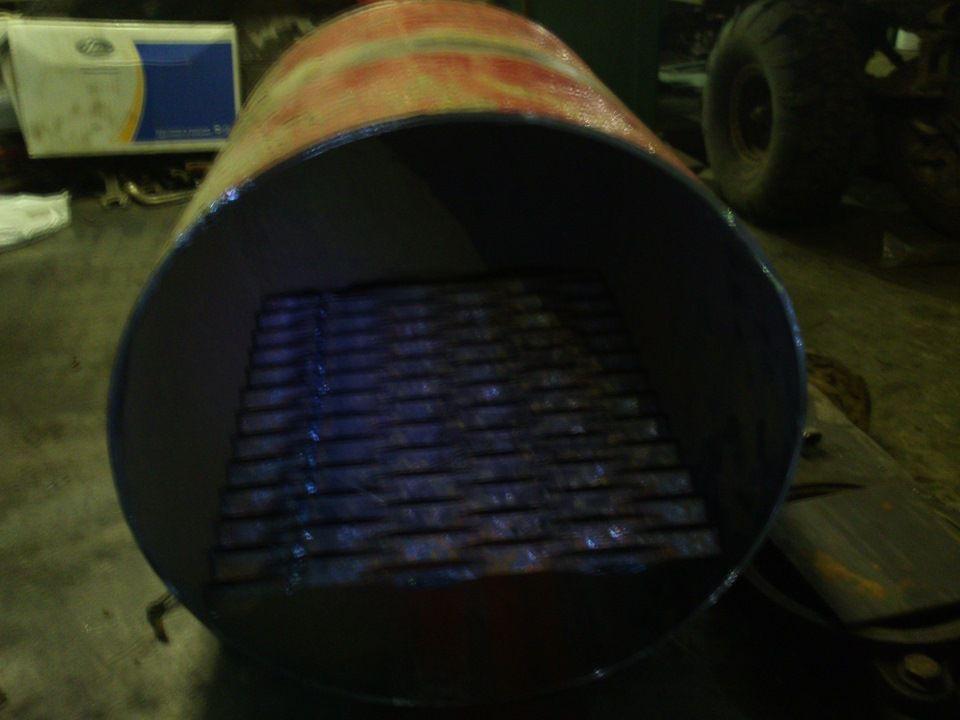 Изготавливаем решетку-колосник
