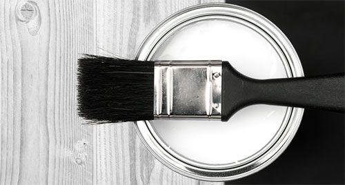 Краска белая