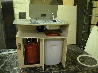 Кухня для автодома