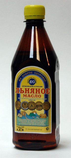 Льняное масло является ингредиентом для замазки в нескольких рецептурах