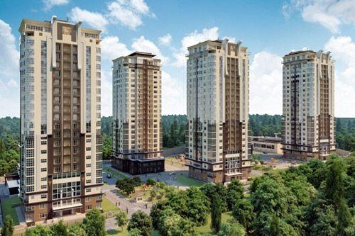 Новенькие многоэтажки еще несколько лет будут давать усадку