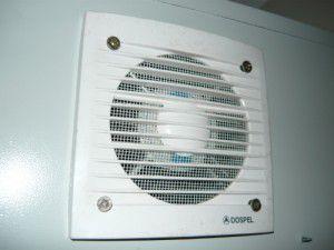 Панель для вентилятора