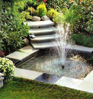 Погружной фонтан