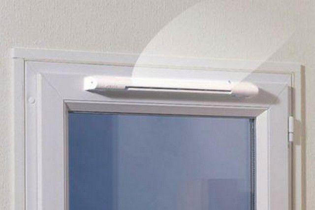 Простейший вентиляционный клапан вполне посильно установить и самостоятельно
