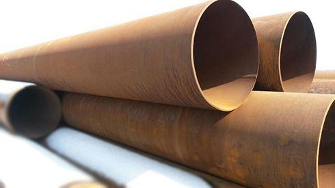 Стальная труба для изготовления котла