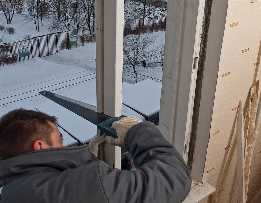 Удаление старого окна