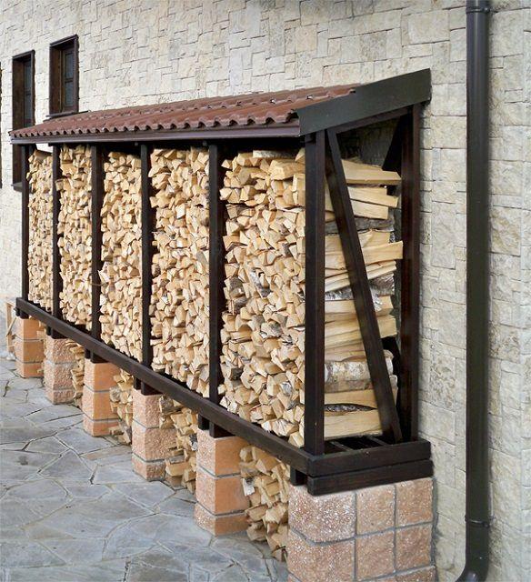 Мало приобрести качественные дрова - их нужно уметь сохранить