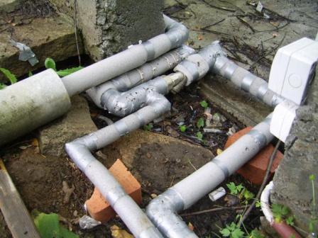 Централизованное водоснабжение