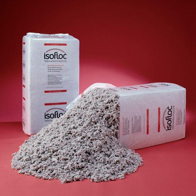 Эковата - продукт переработки целлюлозы