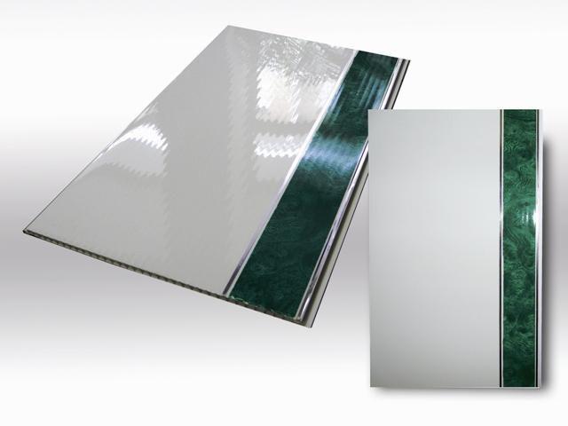 Глянцевые пластиковые панели