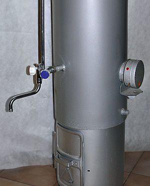 Дровяные водонагреватели