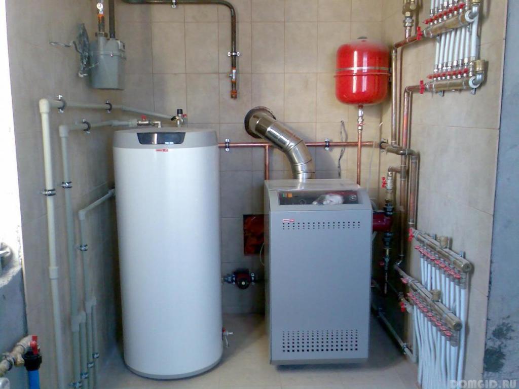 как защитить дымоход в бане от возгорания