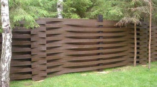 Забор своими руками: пошаговая инструкция по изготовлению и монтажу