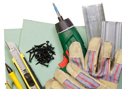 -и-материалы-для-работы Фальшкамин своими руками (86 фото): чертеж имитации, пошаговая инструкция монтажа фальш-камина, как сделать декор из картона и пенопласта