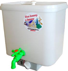 Наливные электрические водонагреватели