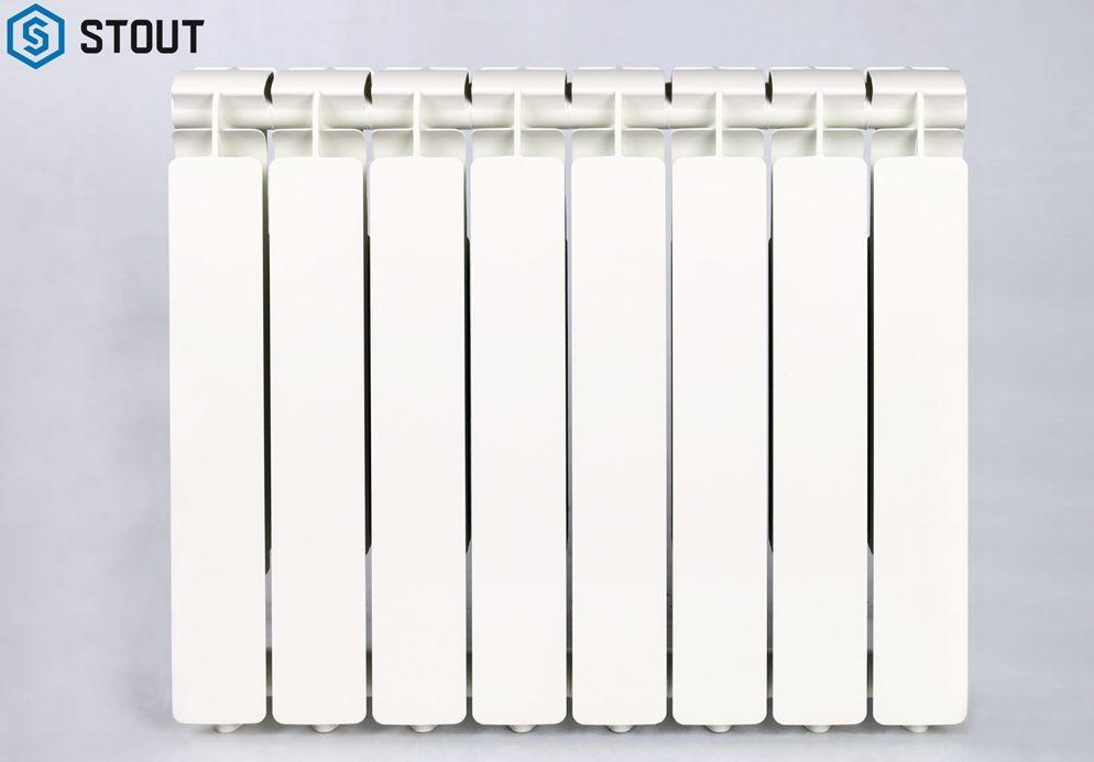 На алюминиевые радиаторы от STOUT распространяется десятилетняя гарантия от производителя