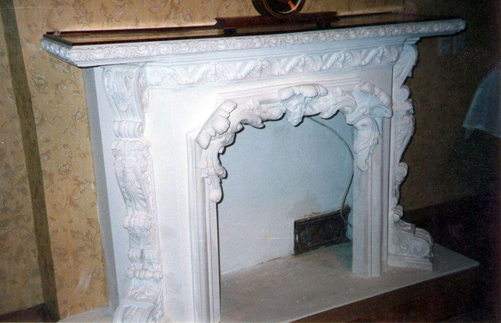 -декор Декоративный камин своими руками пошаговая инструкция: фото