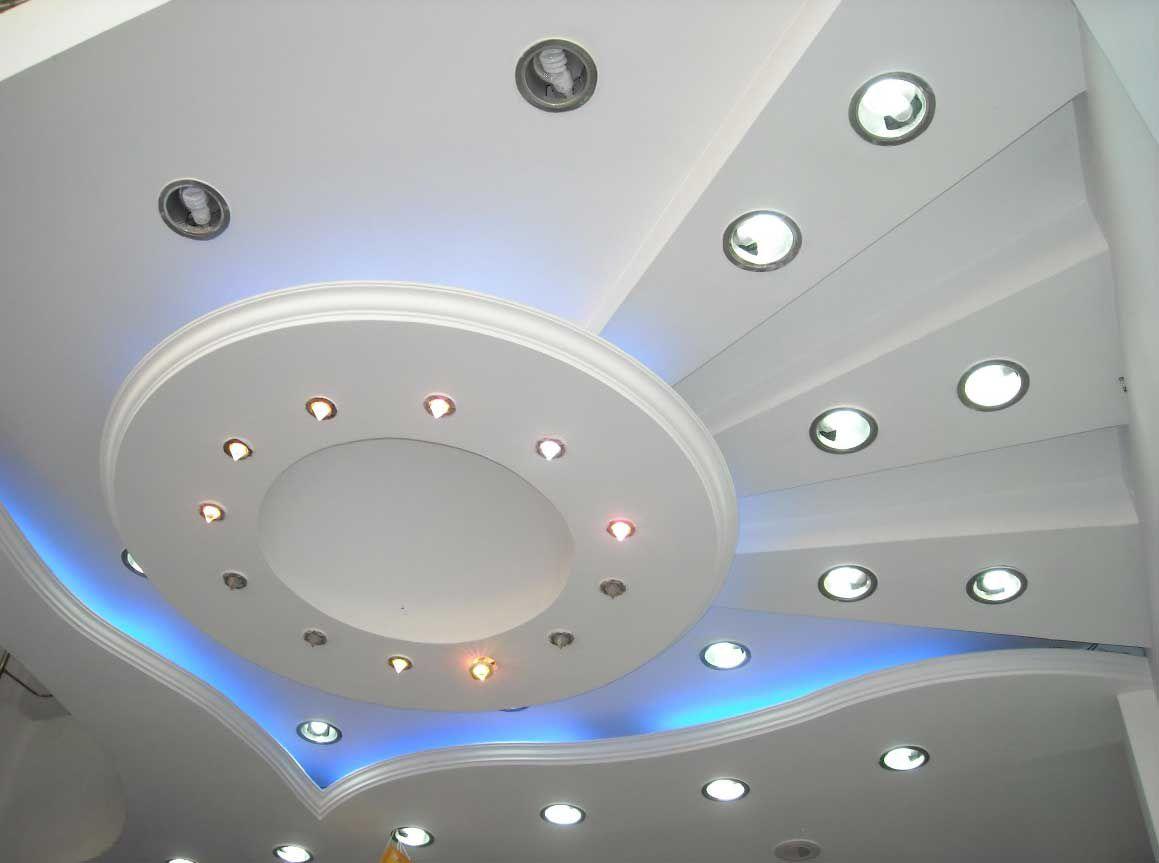 дизайн потолка из гипсокартона цена