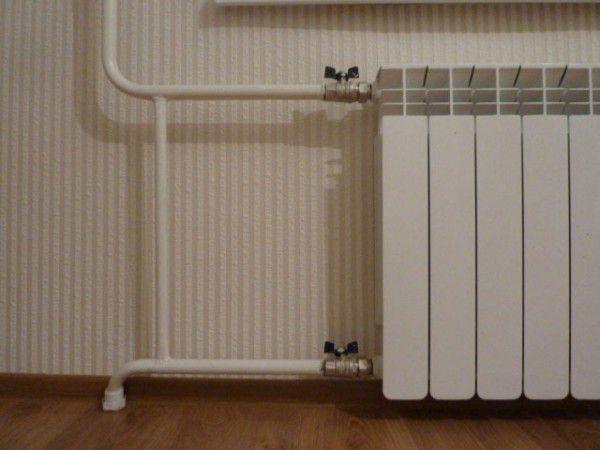 Расчет секций чугунных радиаторов отопления по площади