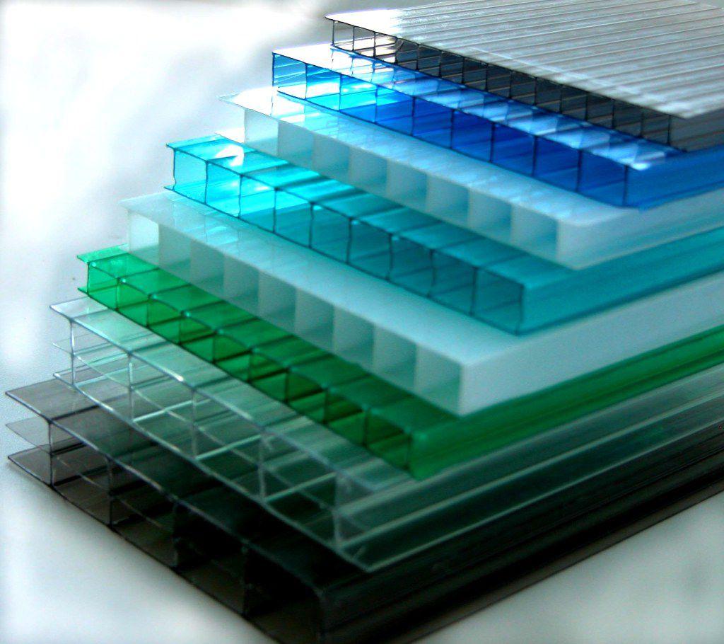 прозрачный строительный материал