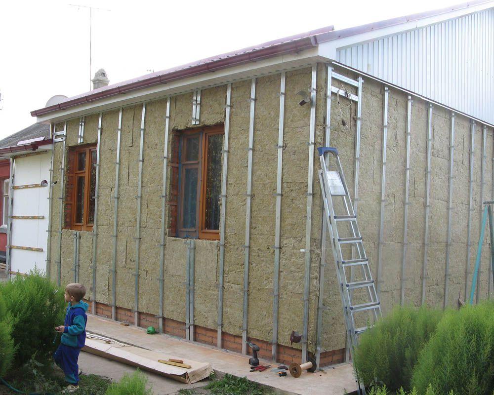 Установка сайдинга своими руками на деревянный дом фото 109