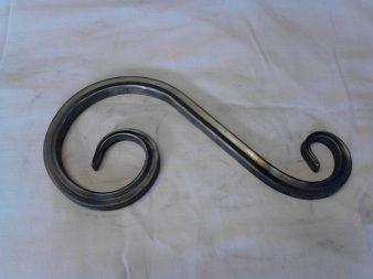 Элементы художественной ковки